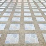 Concrete floor background — Stock Photo