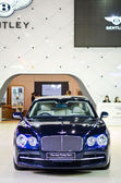 BANGKOK - MARCH 29 : BENTLEY The new Flying Spur on display at B — Stock Photo