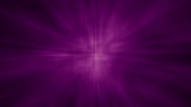Abstract Aura Star Shine BG - Purple — Stock Video