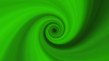Green Soft Swirl Background 1 — Stock Video