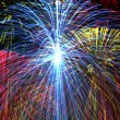 Stock Photo: Beautiful Firework