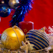 Christmas composition — Stock Photo #27385179