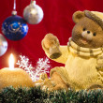 Christmas composition — Stock Photo #32321227