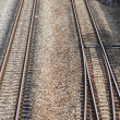 Railway. — Stock Photo