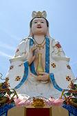Kuan Yin image of buddha Chinese art. — Stock Photo