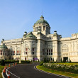 Stock Photo: Marble building of Throne Hall in Bangkok, where nationa
