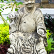 Stone Buddha — Stock Photo
