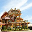 Stock Photo: Chinese architecture