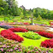 Mae Fah Luang Garden,locate on Doi Tung,Thailand — Stock Photo