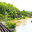 View on River Kwai. Thailand — Stock Photo #27699565