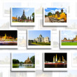 Thailand travel background concept — Stock Photo #27712781
