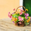 Decoration artificial flower — Stock Photo #27822239