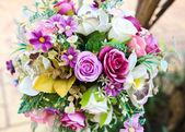 Fleur artificielle décoration — Photo