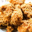 Stock Photo: Fried chicken