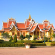 Stock Photo: Laos Buddhist Society of States Hall ,Vientiane.