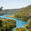 Krka River, Croatia — Stock Photo