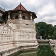 Temple of the Sacred Tooth Relic — Stock Photo