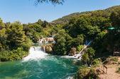Nationaalpark krka, kroatië — Stockfoto