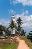 Lighthouse in Galle — Stock Photo