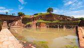 Pool at Sigiriya Rock Temple — Stock Photo
