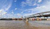 River Thames — Stock Photo