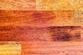 Merbau flooring texture — Foto de Stock