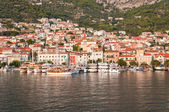 Sea promenade of Makarska — Foto de Stock