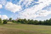 Greenwich park — Stock Photo