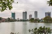 Panorama of Colombo in Sri Lanka — Stock Photo