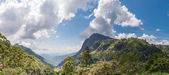 Panorama of Ella Gap in Sri Lanka — Foto Stock