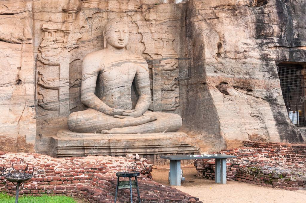 Samadhi Buddha Statue Samadhi Buddha Statue Carved