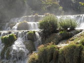 Nacionalni park Krka — Stock Photo