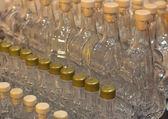 Artistic bottles — Stock Photo