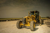 Road grader — Stock Photo