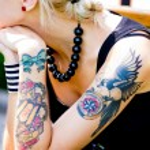 Tattoo — Stock Photo