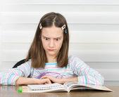 Studing is hard — Stock Photo