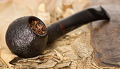 Sigara borusu — Stok fotoğraf
