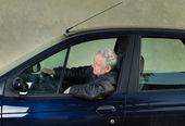 Steuerwagen — Stockfoto