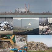 Pollution — Stock Photo