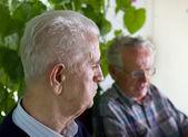 Senior men — Stock Photo