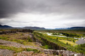 Pingvellir, West Iceland — Stock Photo