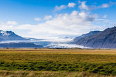 Flatland, South Iceland — Stock Photo