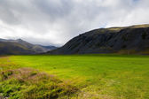 Countryside, South Iceland — Stock Photo