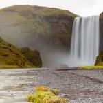 Skogafoss waterfall — Stock Photo #35218009