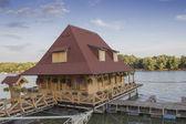 Houseboat — Stock Photo