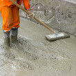 concreto screeding 4 — Foto Stock