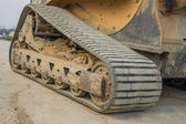 Excavator caterpillar 2 — Stockfoto