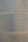 Closeup excavator air filter background 3 — Stock Photo