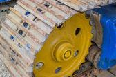 Excavator caterpillar 2 — Stock Photo