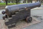 Vintage Big Bang Cannon 2 — Stock fotografie